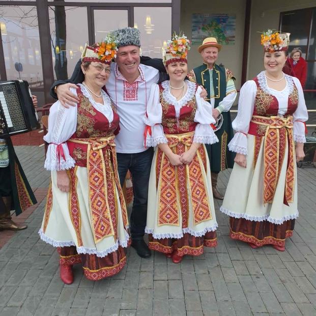 Судьба моя - Беларусь! Мы любим посещать места нашей Синеокой. Встреча с простыми людьми - это наше кредо!